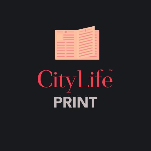 CityLife Print
